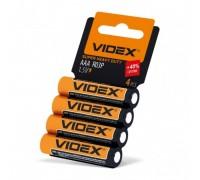 Батарейка VIDEX R03 АAA 4BP SHRINK CARD