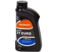 Масло минеральное PATRIOT G-Motion 2T GARDEN 1,0л