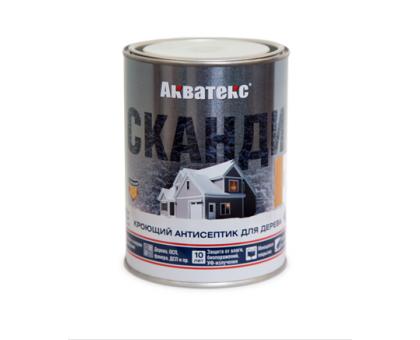 АКВАТЕКС-СКАНДИ 0,75л карамель