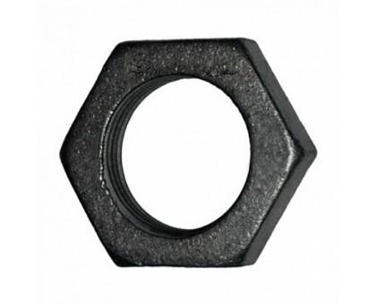 Контрагайка чугунная 50 черная
