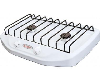 Плита газовая GEFEST ПГ 700-03 бытовая, настольная, белая