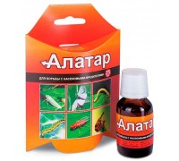 АЛАТАР 25мл для борьбы с насекомыми-вредителями