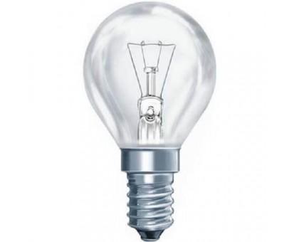 """Лампа накаливания Camelion с прозрачной колбой 40Вт E14 """"сфера"""""""