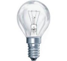 """Лампа накаливания Camelion с прозрачной колбой 60Вт E27 """"сфера"""""""