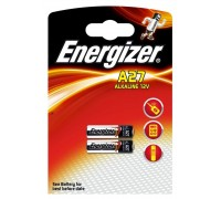 Батарейка ENERGIZER A27 12V 2BL