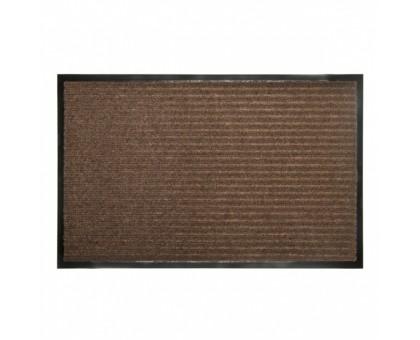 Коврик влаговпитывающий ребристый 60х90см 8мм коричневый
