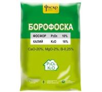 """Удобрение БОРОФОСКА 1,0кг """"ФАСКО"""""""
