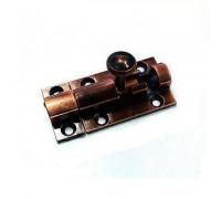 Шпингалет KL-410 AC (медь)