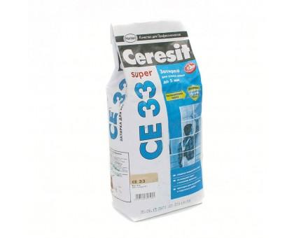 Затирка CERESIT №41 натура 2,0кг.