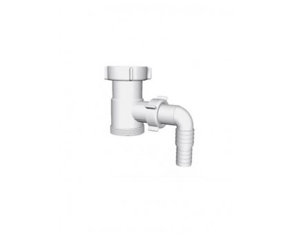 Отвод для стиральной машины АНИПласт 1 1/2х1 1/2 М110