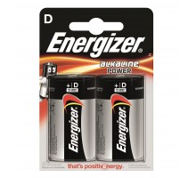 Батарейка ENERGIZER MAX LR20 2BP