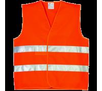 Жилет сигнальный (оранжевый)