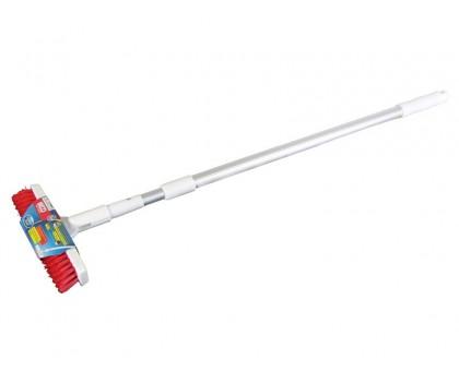 """Швабра """"NECO"""" с поворотн.щеткой и телескоп.ручкой 108887 купить"""