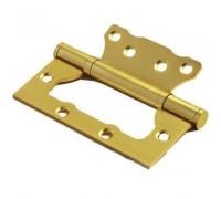 Петля не врезная 2BB 100*3мм. GP золота б/к (комплект 2шт.)