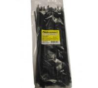 Хомуты ProConnect 300*4,0мм пластм., черные 100шт.