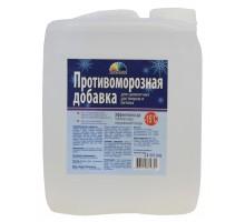 Антиморозная добавка для раствора и бетона 10л (формиат натрия)