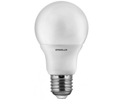 Лампа светодиодная ERGOLUX A-60 LED 10W/4K E27