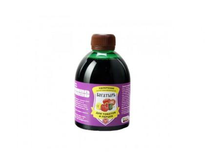 Удобрение Богатырь для томатов и перцев 0,3л